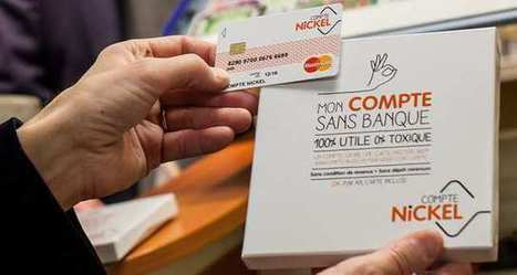 Nickel, le compte low cost qui secoue les banques | Internet world | Scoop.it
