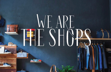 We Are The Shops : la plateforme qui facilite le shopping - madmoiZelle.com | Web to Store & Fashion | Scoop.it