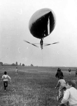 Le zeppy de Luc Geiser | Aérostation, ballons et dirigeables | Scoop.it