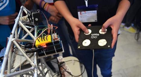 Trobada de projectes de tecnologies creatives i robòtica   educació i tecnologia   Scoop.it