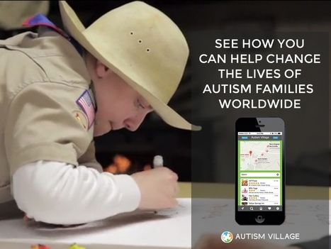 Autism Village | Easily Find Autism Friendly Places | Occupational Therapy Inspiration | Scoop.it