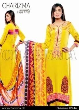 Charizma winter collection 2013 | Charizma Stylish Dresses | Fashion Dress Trends | Scoop.it