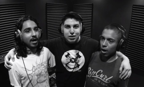 Hardcore music gets hilarious when band stiffs the engineer [video] | Digital-News on Scoop.it today | Scoop.it