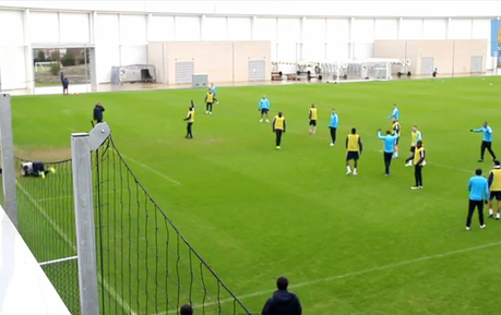 Martin Demichelis Scores A Stunner In Manchester City Training | The Football Vault | Scoop.it