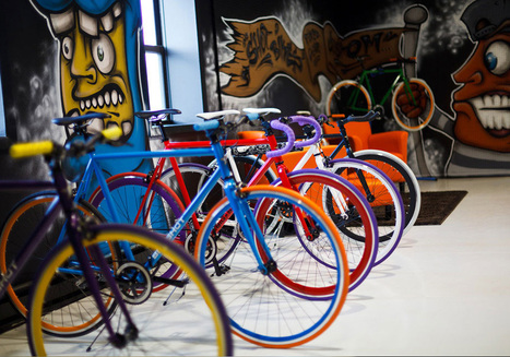 Get the Affordable & Best Fixed Gear Bicycles/Bike - Big Shot Bikes | bikes | Scoop.it