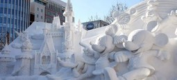 Sapporo Snow Festival: A Real Life Winter Wonderlan | Accommodations and Services | Scoop.it