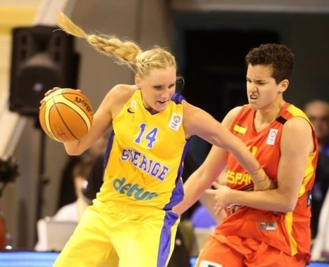 Laura Nicholls jugará junto a Cristina Ouviña en Wisla Can Pack | Basket-2 | Scoop.it