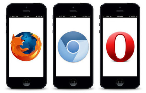 20% of browsing is now mobile, research finds   TechHive   Aprendiendo a Distancia   Scoop.it