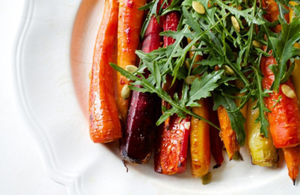 Colorful Roasted Roots | Food for Foodies | Scoop.it
