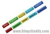 Multi Color CSS3 Navigation Menu For Blogger Blog - Blogs Daddy | Blogger Tricks, Blog Templates, Widgets | Scoop.it