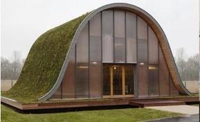 Une maison vague à Reims | maisons bois | Scoop.it
