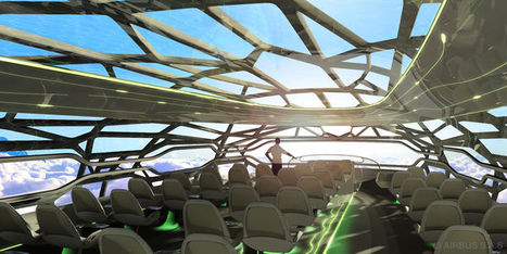 The Airbus Concept cabin or How the Future May Be | Aviation Matters | Scoop.it