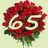 sixty-five roses