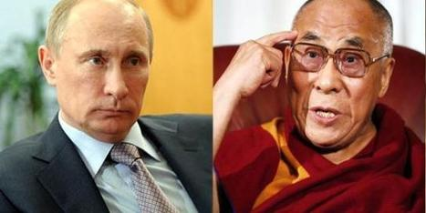 Dalai Lama Praises Vladimir Putin And Says 'He Is Right... The US Created ISIS' | The Peoples News | Scoop.it