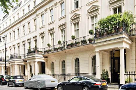 Prime London property rises for record 10th quarter | The Property Notepad | Scoop.it