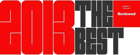 Brand New: The Best and Worst Identities of 2013, Part 1: The Best Reviewed | tendancesAtester | Scoop.it