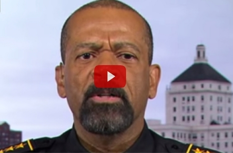 Right After Obama Visits #Louisiana, Sheriff Clarke Unleashes 4-Word Assault That's Dropping Jaws   USA the second nazi empire   Scoop.it