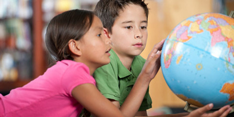 Learning a second language helps children see the world differently - ZME Science | Second Language Education | Scoop.it