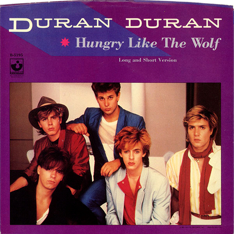 Duran Duran disavows use of 'Hungry Like the Wolf' in controversial ... | Winning The Internet | Scoop.it