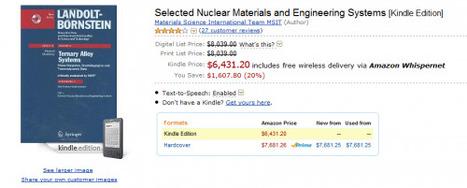 L'ebook le plus cher du monde en réduction à 6400 $ | ACTU DES EBOOKS | Scoop.it