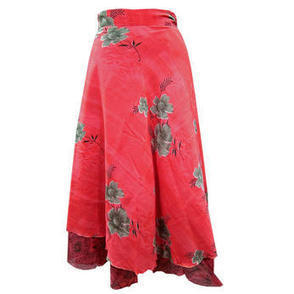 Mogulinterior Indian Maxi Skirt Womens Red Printed Magic Wrap Around Skirts Beach Casual Skirt - Clothing, Shoes & Jewelry - Clothing - Women's Clothing - Women's Regular Clothing - Women's Regular... | Bohemian Harem Pant | Scoop.it
