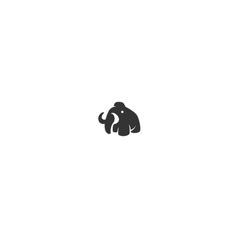 Animal logos cleverly created with negative space | D_sign | Scoop.it