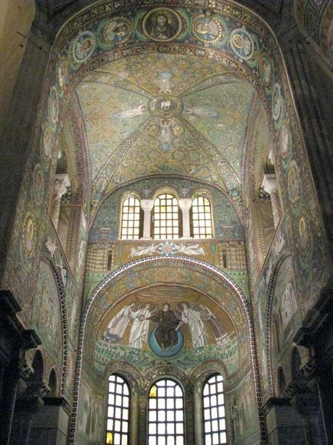 Ravenna – Basilica di San Vitale | Mis imágenes | Scoop.it