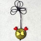 How to Make Cute Hanging Accessories for Girls in Ten Minutes | fine diy jewelry | Scoop.it