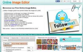 Free Online-Image-Editor : un éditeur d'images en ligne | Bazaar | Scoop.it