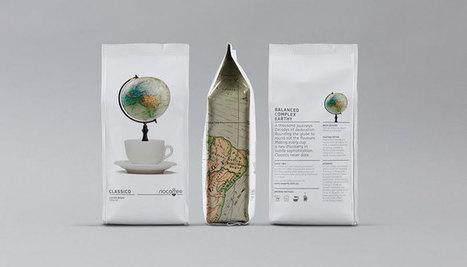 30 Creative Coffee Packages - The Dieline - | Web Design | Scoop.it