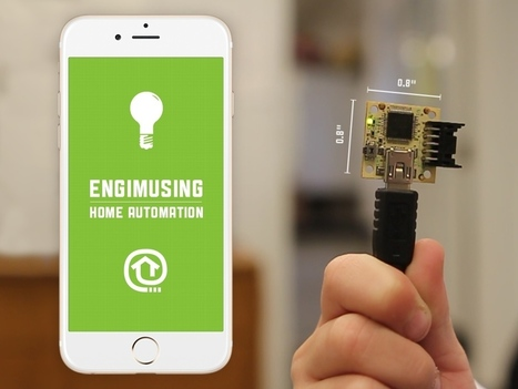 Open Modules for your DIY Smart Home by Engimusing — Kickstarter | Heron | Scoop.it