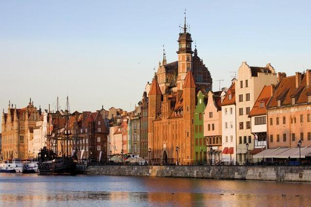 Gdansk, the new Krakow? We discover pirate ship...