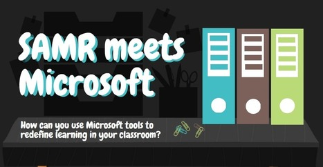Comment on SAMR Meets Microsoft by Jason L | Coaching Central | Scoop.it