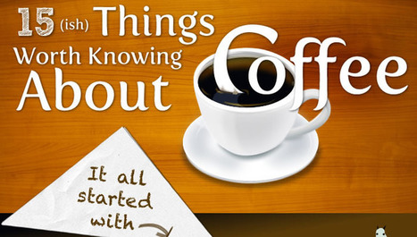 15 Things Worth Knowing About Coffee | Heart and Vascular Health | Scoop.it