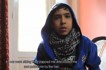Témoignages bouleversants d'enfants torturés en Égypte | Égypt-actus | Scoop.it