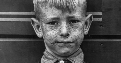 Stirring portraits show Great Depression migrants during a moment of calm | True Photography | Scoop.it