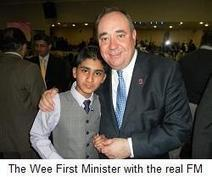 'Wee' First Minister pledges to raise £1200 for Scottish Independence | YES for an Independent Scotland | Scoop.it