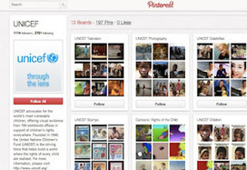 Putting Pinterest to Work for Social Good | Pinterest | Scoop.it