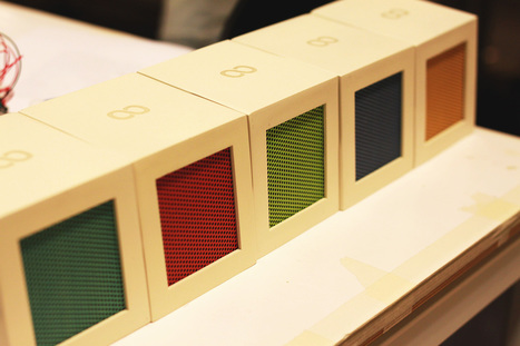 Skube – A Last.fm & Spotify Radio {+ tangible} at { sound + design } | Gadgets - Hightech | Scoop.it