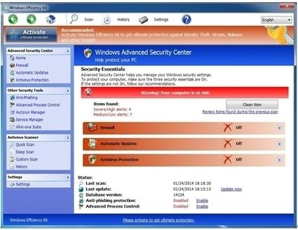 Delete Windows Efficiency Kit – How to Remove Windows Efficiency Kit? | Help Remove Spyware and Viruses | Scoop.it