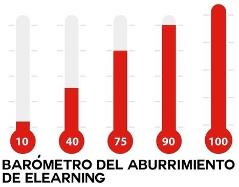 Los diferentes niveles de aburrimiento en cursos eLearning | E-LEARNING Y SERVICIOS PÚBLICOS | Scoop.it