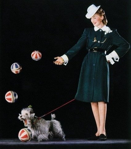 Dames & Dogs #45 | Kitschy Kitschy Coo | Antiques & Vintage Collectibles | Scoop.it