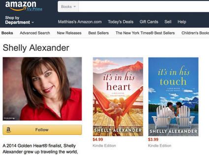 Amazon Follow Lets Authors Connect With Fans   Pobre Gutenberg   Scoop.it