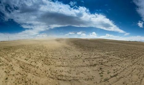 How Dust Might Make Drought Worse (or a Bit Better) in California | The Wild Planet | Scoop.it