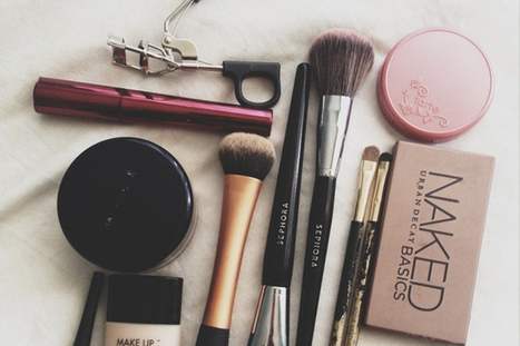 Makeup Shopping List & Buying Guide for Beginners | Makeup Zone | Scoop.it