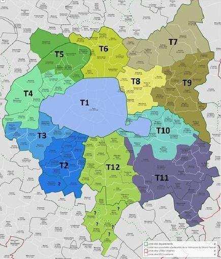 [COLÈRE des élus] Grand Paris : douze territoires en quête de légitimité | 94 Citoyens | URBANmedias | Scoop.it