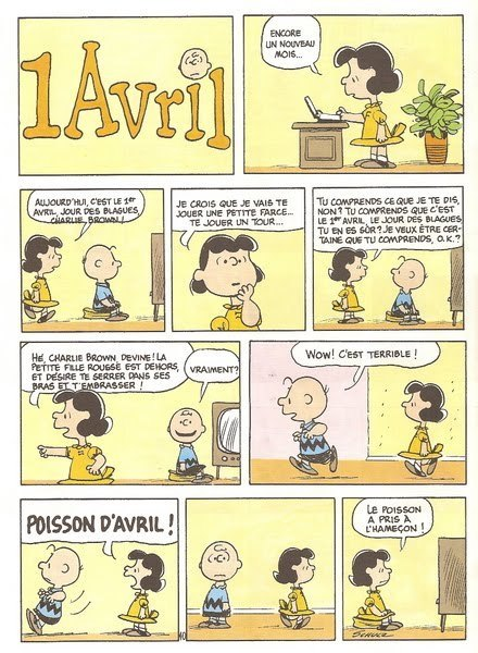 Poisson d'avril! | FLE | Scoop.it