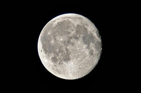Un télescope sur la Lune et un flux de données gratuit sur le web   Geeks   Scoop.it