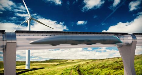 Hyperloop, el proyecto de transporte más rápido del mundo utilizará impresión 3D - 3Dnatives | Impresión 3D | Scoop.it
