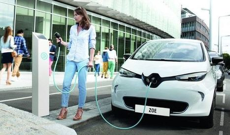 Électriques: la France est leader du marché européen au 1er semestre 2016 | Assurance temporaire auto | Scoop.it
